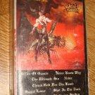 Ozzy Osbourne-The Ultmate Sin cassette FREE SHIPPING