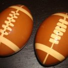 Game Day Football Salt and Pepper shakers S&P Novelty Sports