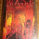W.A.S.P. -Live in the Raw  (Blackie Lawless) 80's Metal
