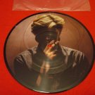 "David Sylvian -Red Guitar  7"" Picture Disc record 45"