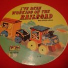 Toy Toon-I've Been Working on the Railroad/Robin Hood 1950's Paper/cardboard childrens Record