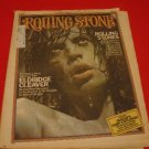 1975 Rolling Stone Mick Jagger cover  Issue No. 195