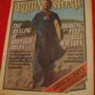 Rolling Stone Magazine Beach Boys Brian Dennis -Gregg Allman 1976 FREE SHIPPING