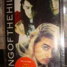 King Of The Hill  S/T Hair Metal Cassette Tape New SEALED