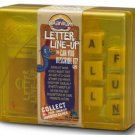 LETTER LINE-UP GAME By Cranium Sealed New