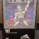 Y&T In Rock We Trust 1984 Audio Cassette Rock FREE SHIPPING