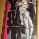 Y&T - Down for the Count audio cassette FREE SHIPPING