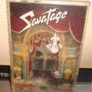 Savatage- Gutter Ballet Audio Cassette METAL Sealed New FREE SHIPPING