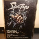 Savatage-Power of The Night Audio Cassette Metal FREE SHIPPING