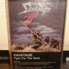 Savatage-Fight for the Rock Audio Cassette FREE SHIPPING