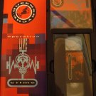 Queensryche:Operation LIVE Crime 1CD,1Vhs video & Booklet Box Set