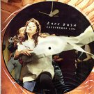 "Kate Bush -Rubberband Girl - Extended Mix/Big Stripey 12"" Picture Disc Record FREE SHIPPING"