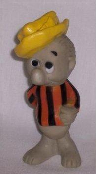 Vintage comic Pogo Possum toy Figure  - Walt Kelly 1969