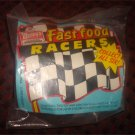 Wendys Fast Food Racers -Salad New sealed Kid's Meal Toy