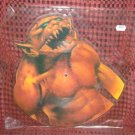 Metallica Jump In the Fire Shaped Picture Disc NO BARCODE! RARE! Metal