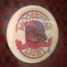Vintage Moosehead Light Canadian Beer Advertising Promotional Motion Pinback pin FREE SHIPPING