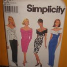 Simplicity Sewing Pattern 8731 Misses/Miss petite skirt ,Fitted off the shoulder lined Top