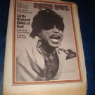 Rolling Stone May 28,1970 Little Richard Cover(Janis Joplin,Zombies)