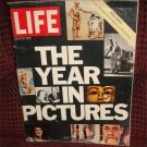 Life Magazine Year in Pictures 1978 Carter,Elvis/Bing Crosby remembered
