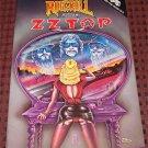 ZZ Top / Mojo Nixon  Rock N Roll 1991 Revolutionary Comics OOP comic book