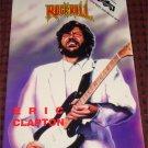 Eric Clapton Rock n Roll Comic Revolutionary Comics Unauthorized Biography