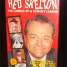 The Red Skelton -The Funny World Of.Hilarous Documentary Sealed NEW VHS Video