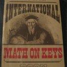 Great International Math On Keys Book (Paperback)Texas Instruments Learning Center