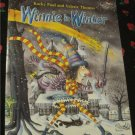Winnie In Winter by Korky Paul Valerie Thomas -Softcover childrens book (used)