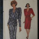 Pattern 9775 Very Easy Very Vogue Misses Dress size 14 16 18