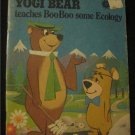 Yogi Bear teaches Boo Boo some Ecolgy Hanna Barbera 1974