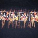 MUDVAYNE  SHIRT Size Adult Large 12 97 24 99 (Heavy Metal)