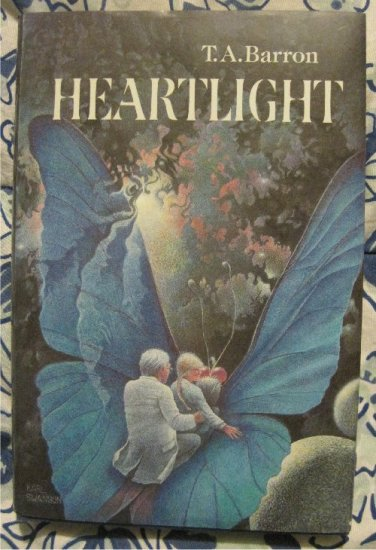 Heartlight  By T.A. Barron  Hardcover Book
