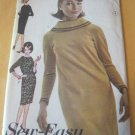 Vintage Advance Sew Easy Sewing Pattern 3111 misses dress Size 16