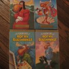The Adventures of Rocky and Bullwinkle Volume 1,2,3,4 VHS Videos New SEALED