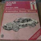 SAAB 900 1979-1988 Haynes Automotive Repair Manual (Used)