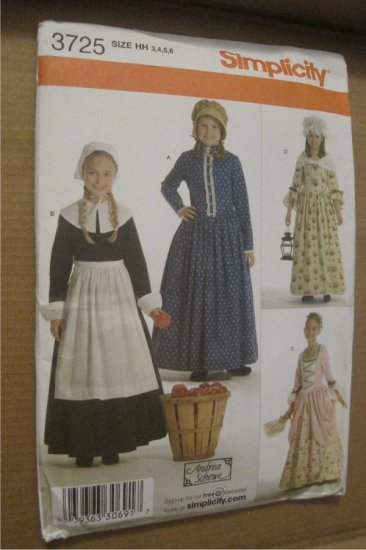 Girls Size 5 Halloween Costumes