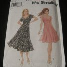 Simplicity 9441 Sewing Pattern Misses/Miss Petite Dress Two Lengths Size 6 - 16 - Bust 32 - 42 Uncut