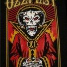 OZZFEST Rock Concert Tour Shirt  Size  XL Ozzy Osbourne,Hatebreed..More