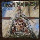 "IRON MAIDEN *RARE* ACES HIGH UK 12"" Maxi SIngle 3 Track 1984 -(Heavy METAL) Vinyl Record"