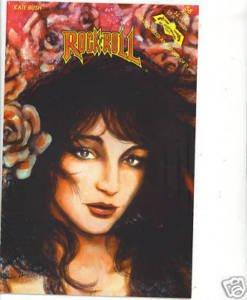Kate Bush Rock n Roll Comic  1993 1st printing