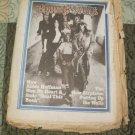 1971 Rolling Stone magazine Issue No. 92 Jefferson Airplane /Abbie Hoffman