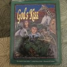 God's Kiss -AUTOGRAPHED Donna Seebo 1st Run 1st Edition Christmas Eve Magical Hardcover