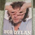 BOB DYLAN 1978 Tour Concert Program Book Rare (tourbook)