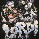 LORDI (Monster horror Rock band)  youth size Small Shirt