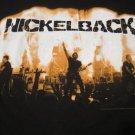 NICKELBACK 2009 Rock CONCERT TOUR SHIRT Size Large