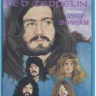 Led Zeppelin Featuring John Bonham Personality Comic Book Unauthorized Biography