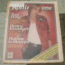 Rolling Stone Magazine February 1980 TOM PETTY (McCartney Busted In Japan)
