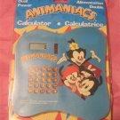 Animaniacs- (Cartoon)Warner Bros. RARE Calculator 1998 SEALED.WORKS!!