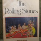 THE ROLLING STONES MAGAZINE BOOK 1975 STRAIGHT ARROW