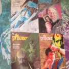 The Prisoner #1-4  (books A B C and D)  By Dean Motter sequel to 60's tv show FREE SHIPPING